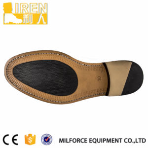 Factory Direct Sale High Quality Genuine Leather Military Ankle Boots pictures & photos