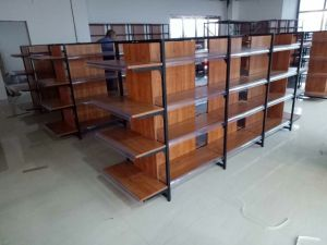 ISO Certificated Hebei Woke Supermaket Shelving Bontique Shelving pictures & photos