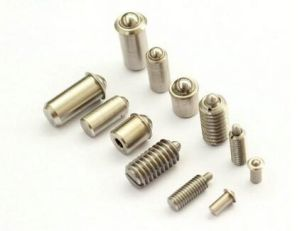 Stainless Steel Smooth Body Spring Ball Plunger pictures & photos