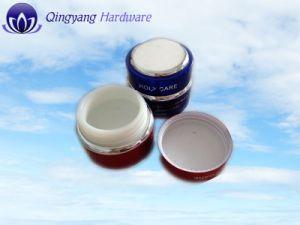 Metal Aluminum Cap for Cream Jar Glass Bottle pictures & photos