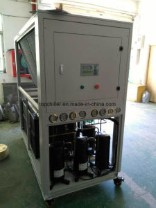 8ton/15ton 69kw Air Cooled Industrial Chiller for Plastic Injection Moulding Machine pictures & photos