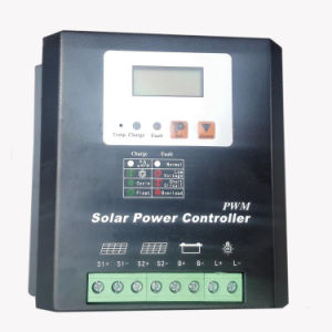 Home 1000W Power in Africa / Poor Place Solar Power 1kw 24V - 220V Renewable Energy pictures & photos