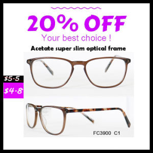 Hand Made Acetate Optical Eyewears Frame for Unisex pictures & photos