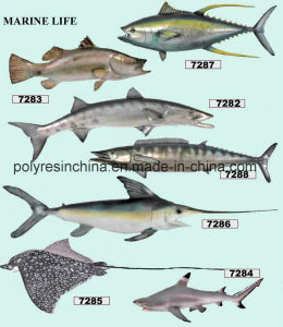 Fiberglass Marine Life of Fish Decoration pictures & photos