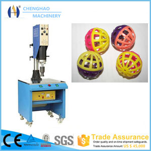 CH-S1532 Ultrasonic Welding Machine for ABS Plastic Case/File Folder/PP Products pictures & photos