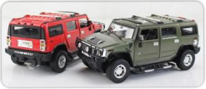 Kids R/C Model Hummer H2 (License) Toy pictures & photos