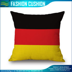 Fan National Flag Fashion Cushion Cover Pillow Case Home Sofa Decor (B-NF42F23004) pictures & photos