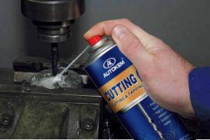 Autokem High Performance Cutting Fluid, Cutting Oil Aerosol Spray pictures & photos