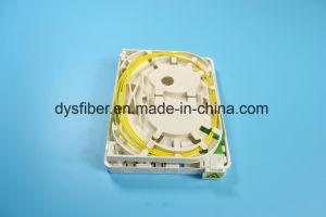 One Sc Port Fiber Optic Indoor Distribution Box/Plastic Box pictures & photos