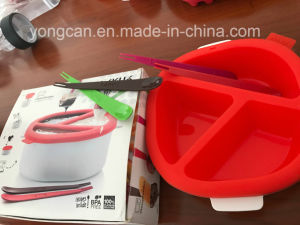 Food Grade Chocolate Fondue Container pictures & photos
