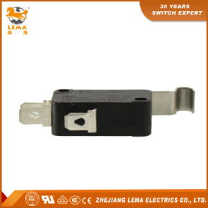 High Quality Kw7-5I Lever Actuator Magnetic Micro Switch pictures & photos