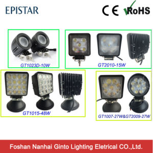 10W/15W/27W/48W Offroad LED Work Light pictures & photos