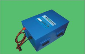 Rechargeable Lithium Solar Storage Battery Pack 48V pictures & photos
