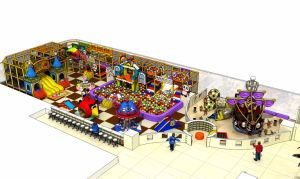 Customized Made Kids Indoor Playground Hot Sale pictures & photos