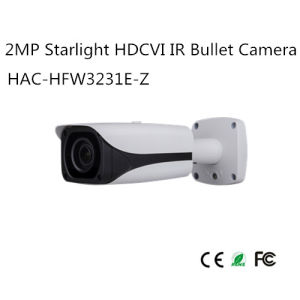 2MP Starlight Hdcvi IR Bullet Camera (HAC-HFW3231E-Z) pictures & photos