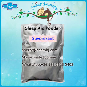 Pharmaceutical Grade Sedative Sleep Aid Suvorexant Mk-4305 pictures & photos