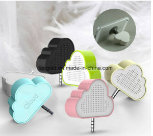 Passive Cloud Shape Mini Portable Wireless Speaker pictures & photos