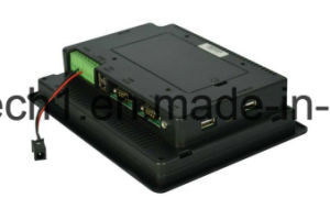 2X RS232 Port 7 Inch Embedded Computer for Industries pictures & photos