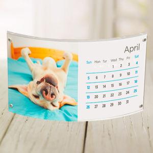 Modern Acrylic Calendar Frame for Sale 4 X 6 pictures & photos