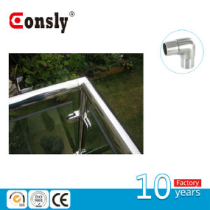 Stainless Steel Flush Angle for Handrail Pipe pictures & photos