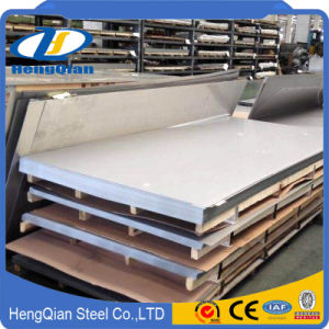 Hot Rolled 201 202 304 430 Cr Stainless Steel Sheet pictures & photos