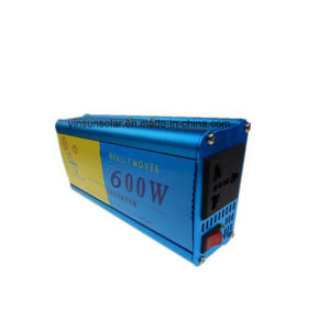 600W Pure Sine Wave Inverter Equipped with America/European Plug pictures & photos