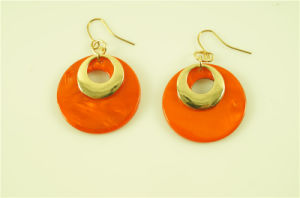 Fashion Alloy Disc Earring pictures & photos