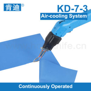 Foam Cutter Hot Knife Rope Cutter with Air-Cooling System- Hot Knife PP Rope Cutter-Webbing Cutter pictures & photos