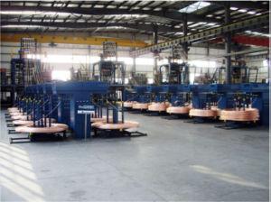 Industrial Upcast Scrap Copper Rod Machine pictures & photos