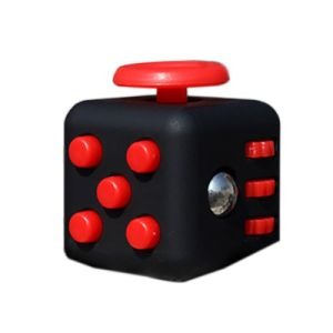9 Colors Baby Original Fidget Cube Desk Toys Fidget Cube Anti Irritability Toy Magic Cobe Funny Kids Gift pictures & photos
