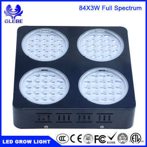 252W LED Red Blue Hanging Light for Indoor Plant 3528lm 84X3w LED Grow Light pictures & photos