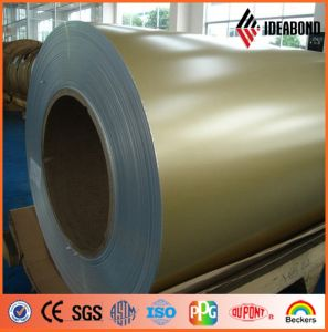 Different Color & Size AA1100&3003 H16/H18 PE/PVDF Color Aluminum Coil pictures & photos