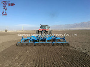 Combined Land Soil Preparation Disc Harrow 6.0m pictures & photos