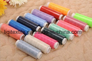 100% Polyester Sewing Thread Polyester Yarn Baby Corn pictures & photos