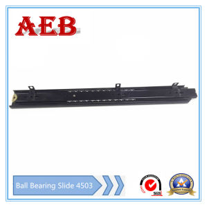 2017furniture Customized Cold Rolled Steel Three Knots Linear for Aeb4503-250mm Bottom Mounted Ball Bearing Drawer Slide pictures & photos