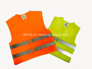 Safety Vest for Kids & Adults, Made of Knitting Fabric, Direct Factory pictures & photos