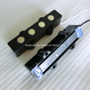 Ceramic magnet 9mm Pole Piece 4 String Jazz Bass Pickup pictures & photos