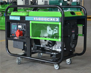 10kVA Gasoline Generator Set pictures & photos