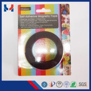 Sizes and Shapes Customized Flexible Rubber Seal Magnet Strip pictures & photos
