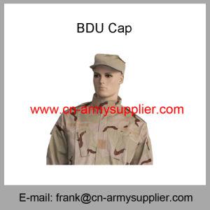 Camouflage-Army-Battle Dress Uniform-Headwear-Cap-Hat pictures & photos