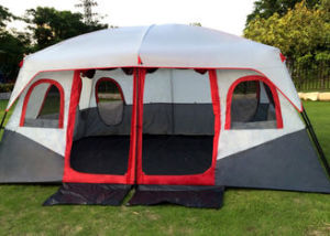 Doubel-Skin Camping Tent for 6-8 Perosn pictures & photos