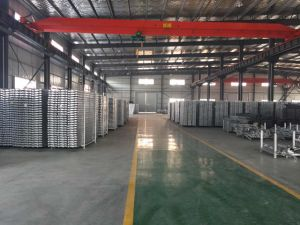 Hot DIP Galvanized Steel Plank in 320mm Width pictures & photos