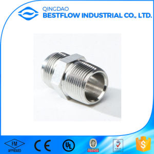 304 Screw Thread Pipe Fittings pictures & photos