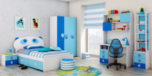 2017 Popular Design Baby Furntiure Bedroom Baby Bed (Panda) pictures & photos