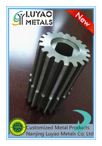 Gear Machining with Stainless Steel/Steel pictures & photos