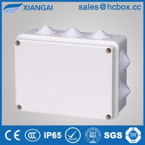 Junction Box with Holes Plastic Box Terminal Box Hc-Ba150*110*70mm pictures & photos