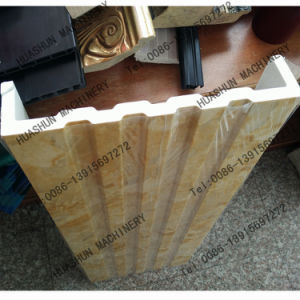 PVC Imitated Griotte Sheet Board Making Machine for Hotel Lobby etc pictures & photos