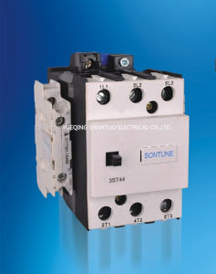 Sontune 3st44 (3TF) 1p, 2p, 3p AC Contactor pictures & photos