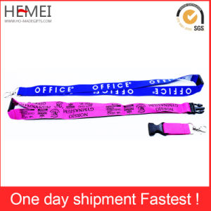 Customized Lanyards with Pantone Color Matched pictures & photos