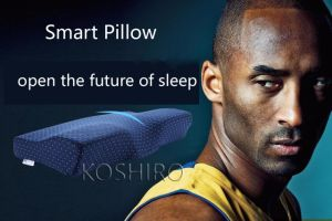 Smart Memory Foam Pillow with Smart Music Sleep Aids pictures & photos